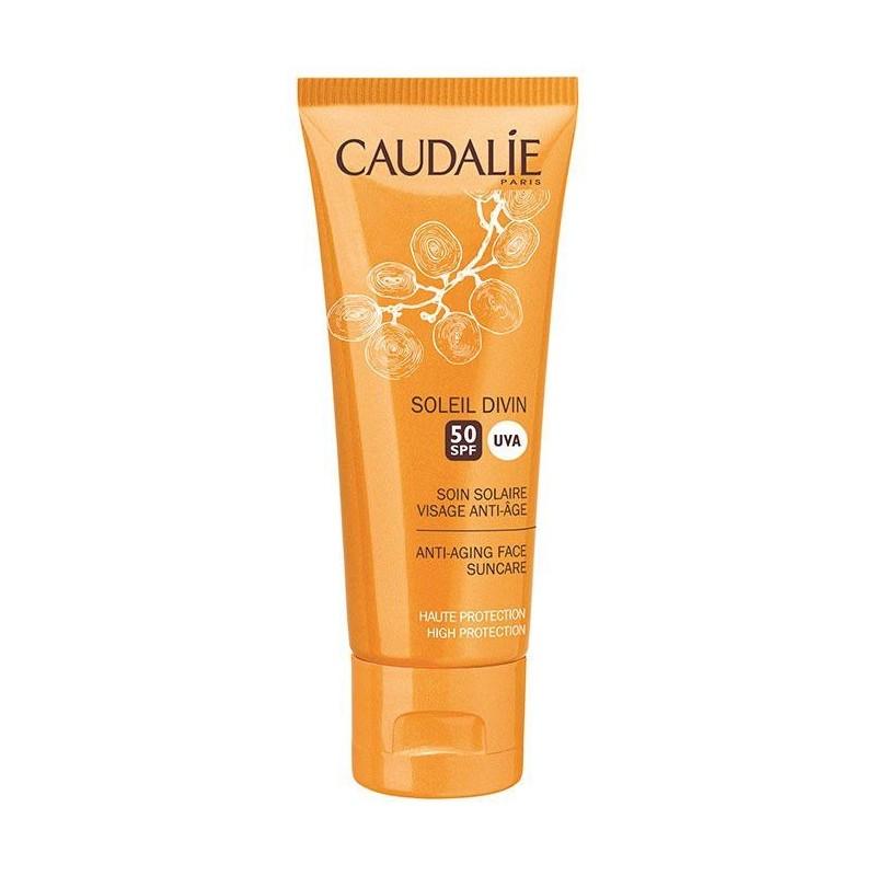 CAUDALIE Soleil Divin Visage IP 50 SPF  40 ml Nuevo pack