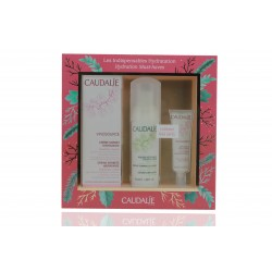 Caudalie Cofrecito Vinosource Crema Sorbete 50 ml + Espuma Limpiadora 50 ml + Serum SOS 10ml
