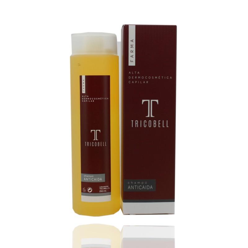 TRICOBELL  CHAMPÚ ANTI-CAIDA 250 ml