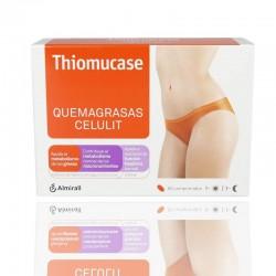 Thiomucase Quemagrasas Celulit 60 Comrpimidos