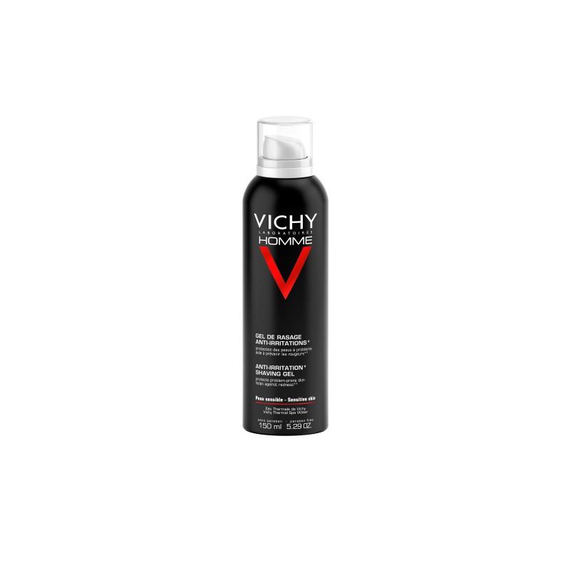 VICHY HOMME Gel De Afeitado 150 ml