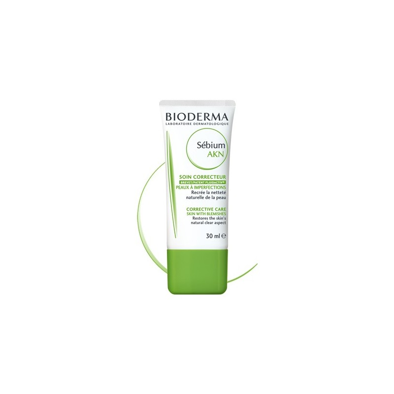 BIODERMA Sébium AKN Fluido acné polimorfo Tubo 30 ml