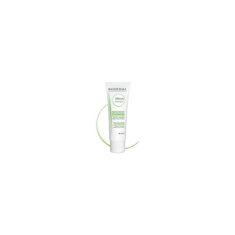 BIODERMA Sébium Mask Mascarilla purificante Tubo 40 ml
