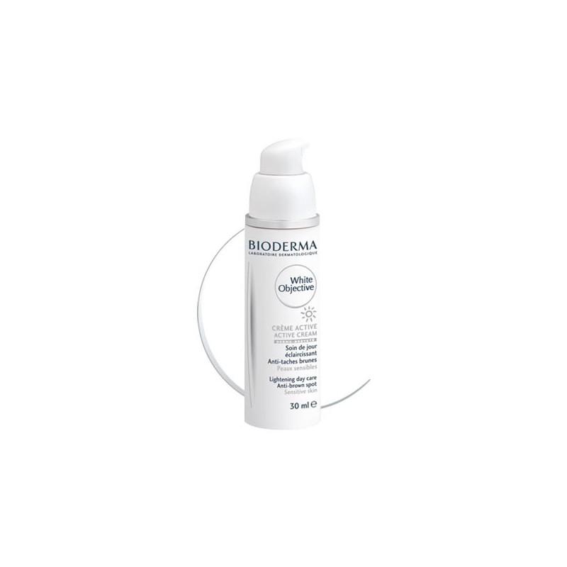 BIODERMA White Objective Crema Activa Fluida para el día Disp. 30 ml