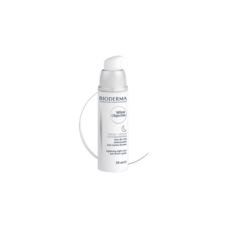 BIODERMA White Objective Sérum Concentrado para la noche Disp. 30 ml