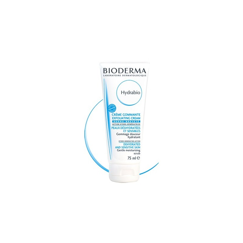 BIODERMA Hydrabio Exfoliante Gel-crema Tubo 75 ml
