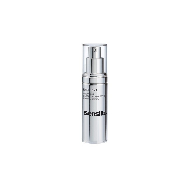 SENSILIS EXCELLENT SERUM INTENSIVO ANTIARRUGAS Y EFECTO FLASH INMEDIATO 30 ML