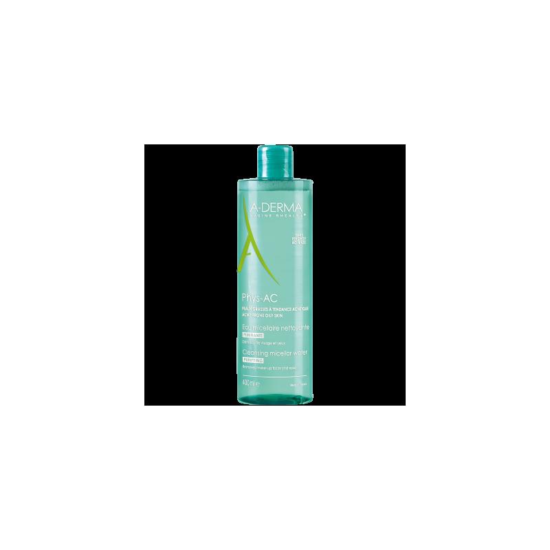 Aderma Phys-AC Agua Micelar Purificante 400ml