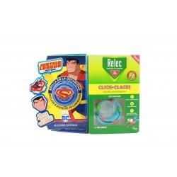 Relec Pulsera Antimosquitos Infantil Superman