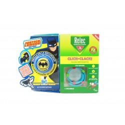 Relec Pulsera Antimosquitos Infantil Batman