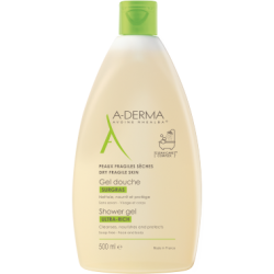 Aderma  Sensifluid SurGrass Gel de Ducha 500 ml