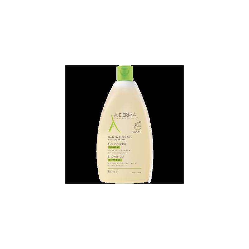 Aderma  Sensifluid SurGrass Gel de Ducha 500 ml