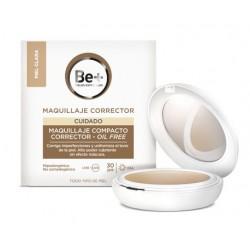 Be+ Maquillaje Compacto Corrector Oil-Free SPF20 Piel Clara 40 ml