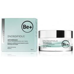 Be+ Energifique Antiarrugas Crema Regeneradora Nocturna 50ml