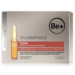 Be+ Energifique Ampollas Flash Efecto Lifting Instantaneo 5x2ml