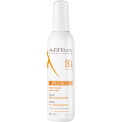 Aderma Protect Spray SPF50+ 200Ml