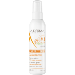 Aderma Protect Kids Spray SPF50+ 200Ml