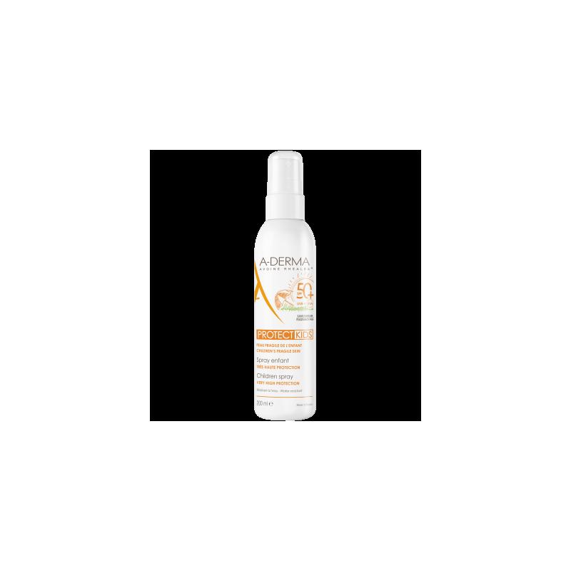 Aderma Protect Kids Spray SPF50+ 200Ml