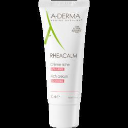 Aderma Rheacalm Crema Calmante Rica 40 ml