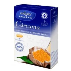 Mayla Curcuma 30 Comprimidos