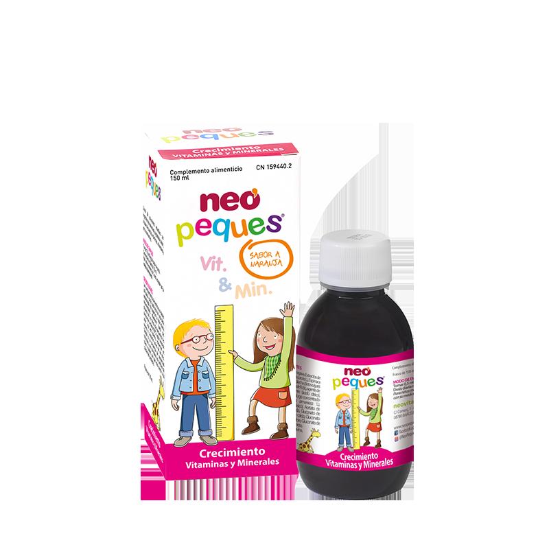 Neopeques Crecimiento 150 ml