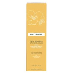 Klorane Crema Depilatoria Acción Rápida 150ml