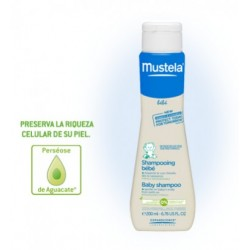 MUSTELA BEBÉ CHAMÚ INFANTIL 200 ml