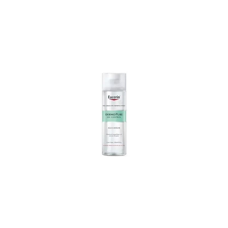 Eucerin Dermopure Oil Control Agua Micelar 200ml