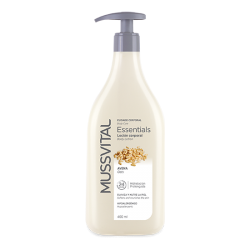 Mussvital Body Milk Avena 400 ml