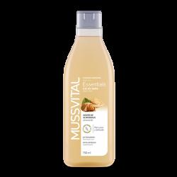 Mussvital Essentials Gel De Baño Con Aceite De Almendras 750 ml