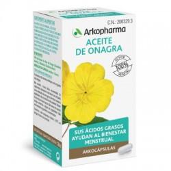 Arkocapsulas Aceite de Onagra 200 Capsulas