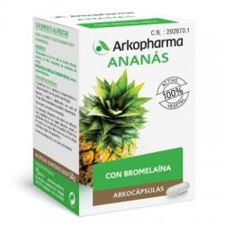 Arkocapsulas Ananas (Piña) 84 Capsulas
