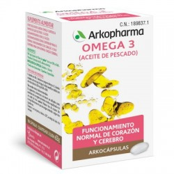 Arkocapsulas Omega 3 100 Comprimidos