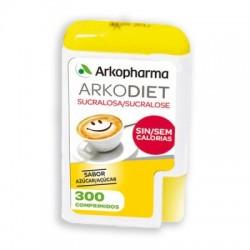 Arko Sucralosa Edulcorante 300 Comprimidos