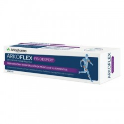 Arkoflex Fisioexpert Gel Crema Masaje Deportivo 200 ml