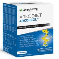 Arkodiet Arkoleol 90 Capsulas