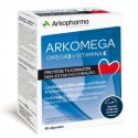 Arkomega 3 528 mg 45 Capsulas