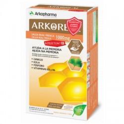 Arkoreal Intelectum Jalea Real Con Fosforo 10 Ampollas Bebibles