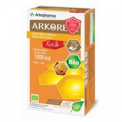 Arkoreal Jalea Real 1000 mg 20 Ampollas Bebibles