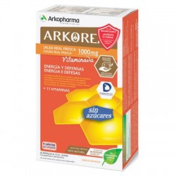 Arkoreal Jalea Real Light 20Un