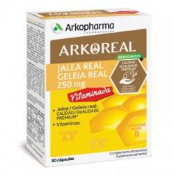 Arkoreal Jalea Real Vitaminada 30 Capsulas