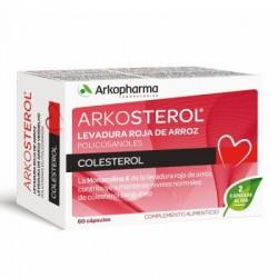 Arkosterol Levadura Roja de Arroz 60 Capsulas