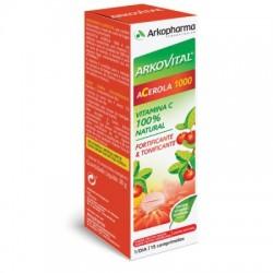 Arkovital Acerola 1000 mg 15 Comprimidos Masticables