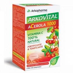 Arkovital Acerola 1000 mg 30 Comprimidos Masticables