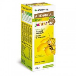 Arkoreal Apetit Junior Jarabe 150 ml