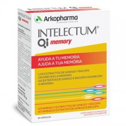 Intelectum Memory 30 Capsulas