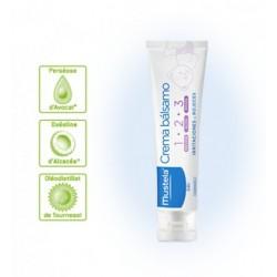 Mustela Crema Balsamo 123 - 50 ml