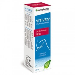 Vitiven Piernas Ligeras Gel 150 ml