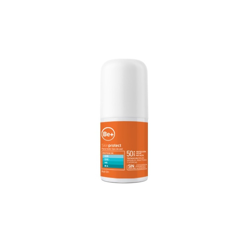 Be+ Skin Protect Roll On SPF50 40ml