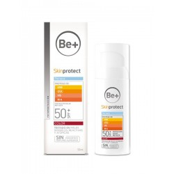 Be+ Skin Protect Piel Seca Color SPF50 50 ml